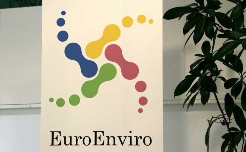 Thoughts on EuroEnviro by Maxsim Dimitrov
