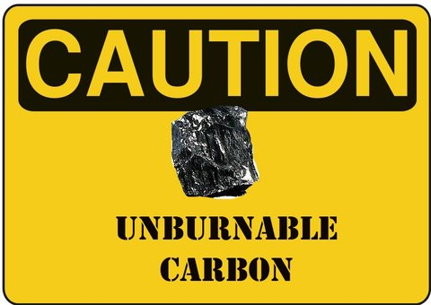 Carbon bubble threat from climate change!