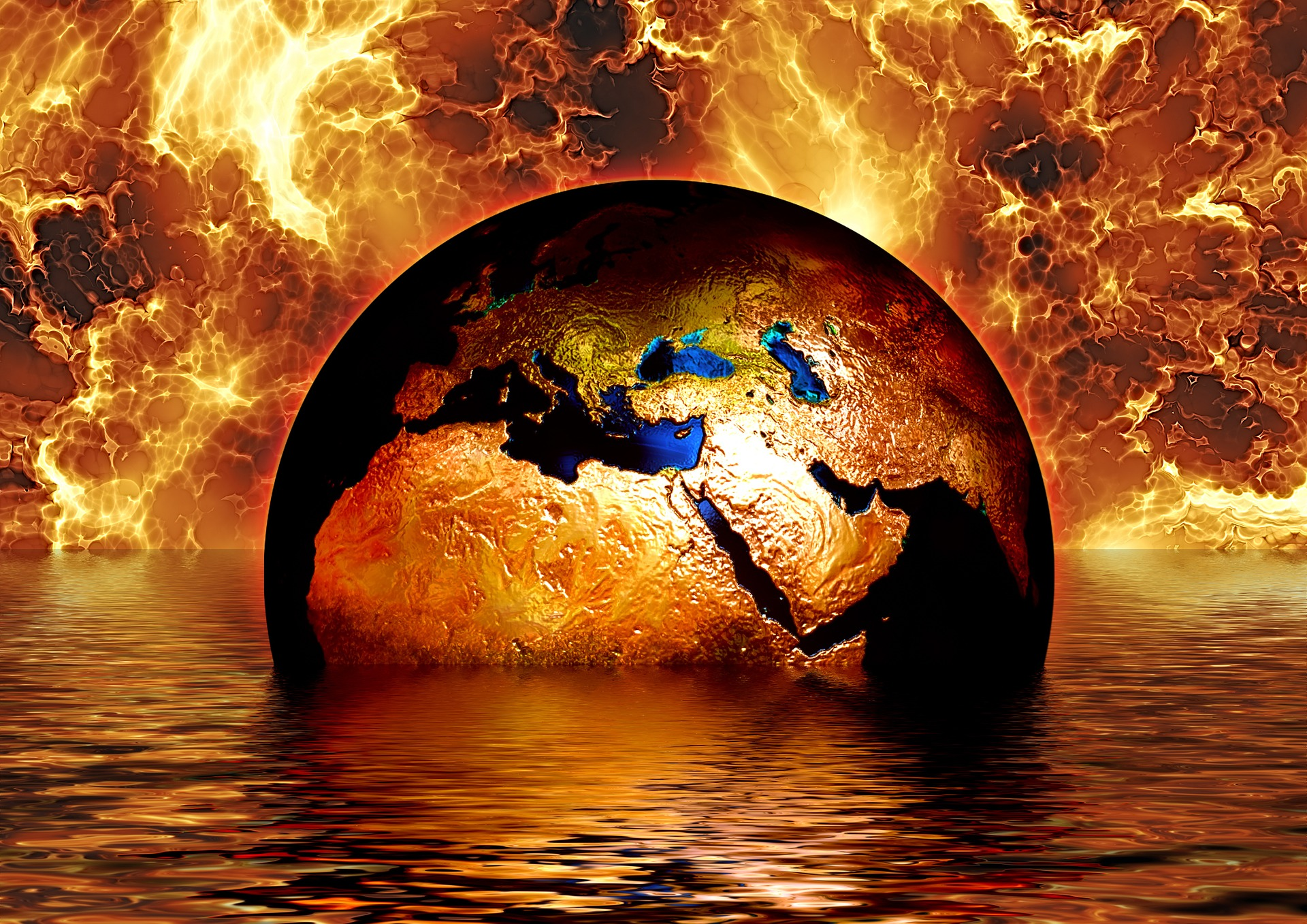 Climate Change: A potential new financial crisis?
