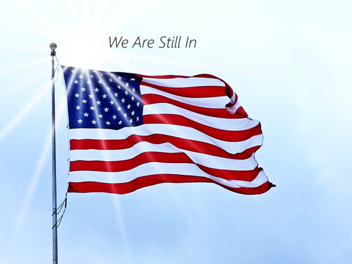 We Are Still In! – United States is much more than Trump