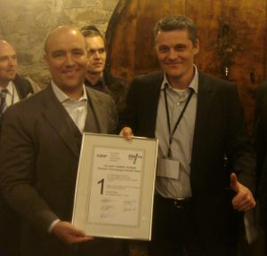 2010 EURON/EUROP Robotics Technology Award