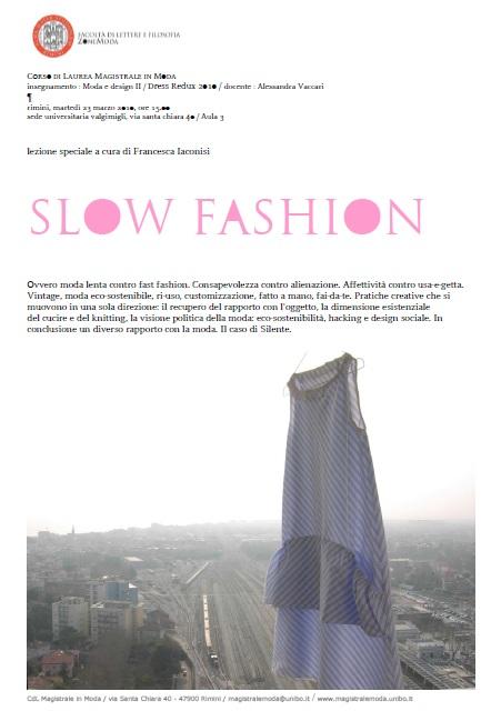 Slow Fashion - ZoneModa