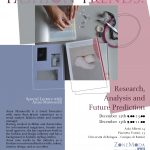 Special Lecture with Anna Maroncelli