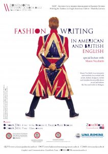 Fashion Writing in American and British English - with Maura Vecchietti