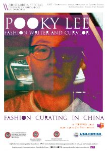 Pooky Lee. Fashion writer and curator. Fashion Curating in China