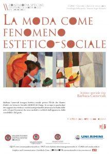 La moda come fenomeno estetico-sociale