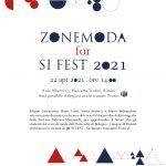 ZONEMODA for SI FEST 2021