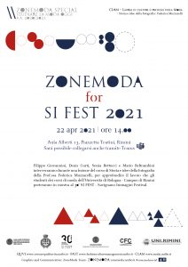 ZONEMODA for SI FEST 2021
