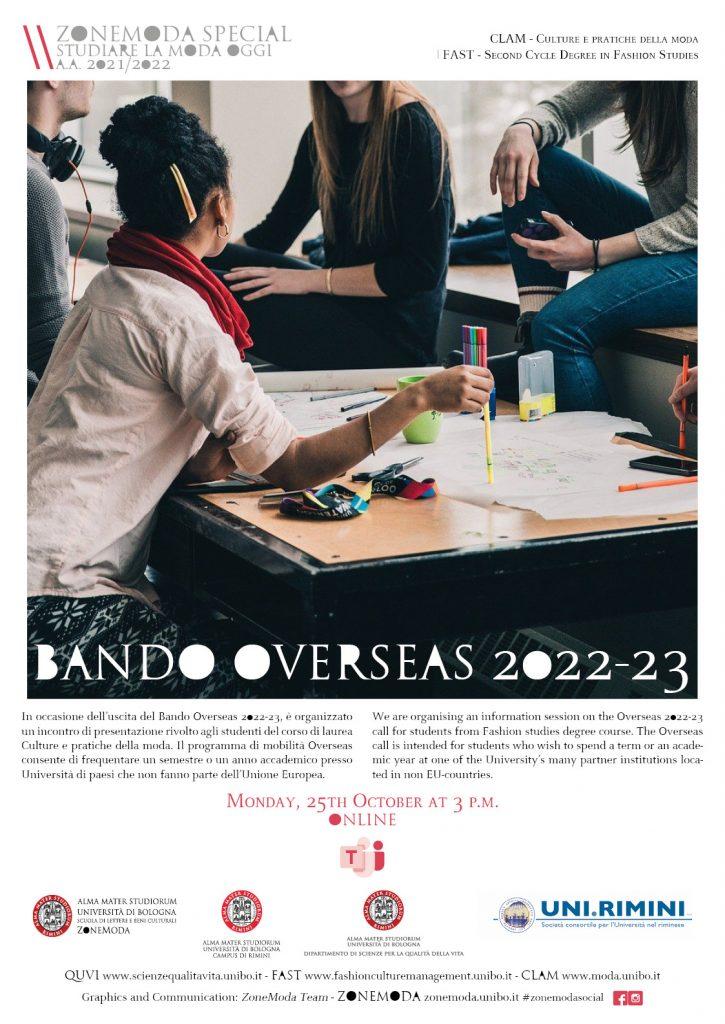 BANDO OVERSEAS 2022-23