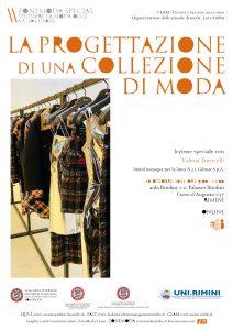 La progettazione di una collezione di moda